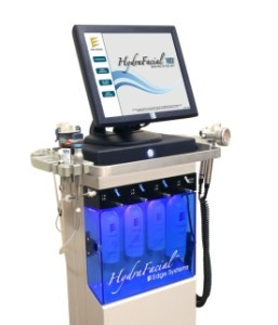 Hydrafacial-machine